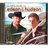 Cd Edson E Hudson   O Melhor De