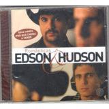 Cd Edson E Hudson Românticas Original  Lacrado