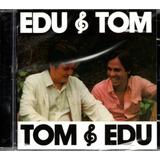 Cd Edu Lobo E Tom Jobim   Tom E Edu