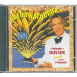 Cd Eduardo Dusek Sings Carmen Miranda Adeus Batucada
