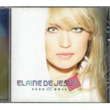 Cd Elaine De Jesus   Show 15 Anos