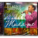 Cd Elaine Martins   Muda me Ao Vivo