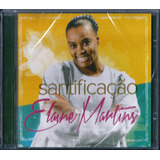 Cd Elaine Martins Santificação Mk B11