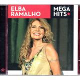 Cd Elba Ramalho   Mega Hits