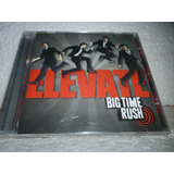 Cd Elevate Big Time Rush 2011 Br