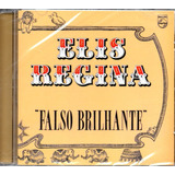 Cd Elis Regina   Falso Brilhante