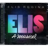 Cd Elis Regina A Musical   Cd Duplo