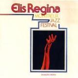 Cd Elis Regina Montreux Jazz Festival Novo Lacrado