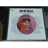 Cd Ella Fitzgerald   30 By Ella