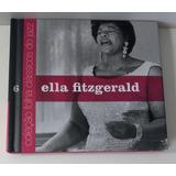 Cd Ella Fitzgerald   Coleção Clássicos Do Jazz   Usado