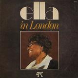 Cd Ella Fitzgerald   Ella In London