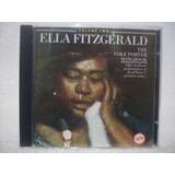 Cd Ella Fitzgerald  The Cole Porter Songbook  Volume Two