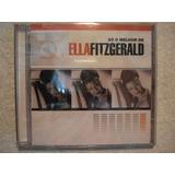 Cd Ella Fitzgerald Só O Melhor Original Lacrado