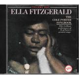 Cd Ella Fitzgerald The Cole Porter Songbook Vol 2