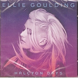 Cd Ellie Goulding   Halcyon Days   Novo Lacrado