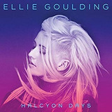 Cd Ellie Goulding   Halcyon Days Deluxe  import  2cds E u a