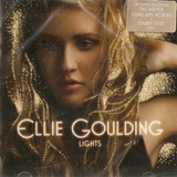 Cd Ellie Goulding   Lights   Novo Lacrado
