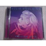 Cd Ellie Goulding Halcyon Days  Nacional Ótimo Estado