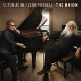 Cd Elton John & Leon Russell s   The Union
