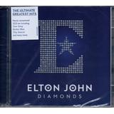 Cd Elton John   Diamonds Cd Duplo
