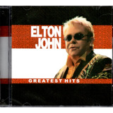 Cd Elton John   Greatest Hits