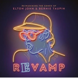 Cd Elton John   Revamp The Songs Of Elton John & Bernie Ta