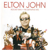 Cd Elton John   Rocket Man   The Definitive Hits