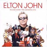 Cd Elton John   Rocket Man The Definitive Hits
