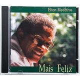 Cd Elton Medeiros   Mais Feliz   1995   Bb