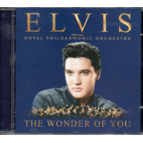 Cd Elvis   The Wonder Of You