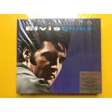 Cd Elvis Presley   Elvis Blues   Lacrado Mega Raro 2000