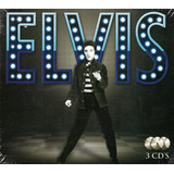 Cd Elvis Presley   Kit Com 3 Cds