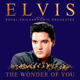 Cd Elvis Presley   The Wonder Of You: Elvis With The Royal P