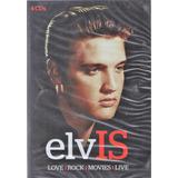 Cd Elvis Presley Love Rock Movies Live 4 Cds   Lacrado