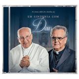 Cd Em Sintonia Com Deus Padre Zezinho E Jonas Abib
