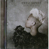 Cd Emeli Sandé   Our Version Of Events Novo