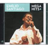 Cd Emílio Santiago   Mega Hits