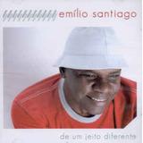 Cd Emilio Santiago De Um Jeito Diferente   Original Lacrado