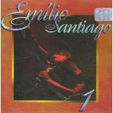 Cd Emilio Santiago Volume 1 1997