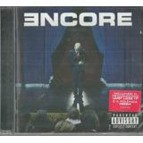 Cd Eminem Encore 2004 Universal Lacrado