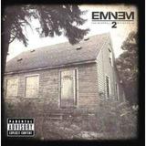 Cd Eminem Marshall Mathers Lp 2
