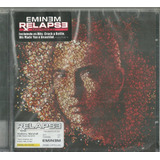 Cd Eminem Relapse 2009 Universal Lacrado