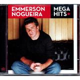 Cd Emmerson Nogueira   Mega Hits