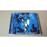 Cd Emperor   Emperial Live Ceremony