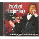 Cd Engelbert Humperdinck   In The Still Of The Night   Live