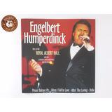 Cd Engelbert Humperdinck Importado Royal Albert Hall A8