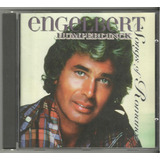 Cd Engelbert Humperdinck Songs Of Romance Frete Grátis