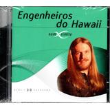 Cd Engenheiros Do Hawaii   Série Sem Limite Cd Duplo