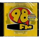 Cd Engenheiros Do Hawaii Promocional Radio 98 Fm   Raro
