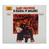 Cd Ennio Morricone   A Fistful Of Dollars   Import   Lacrado